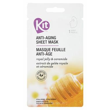 KIT Anti-Aging Sheet Mask