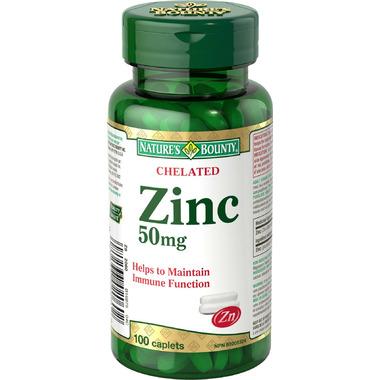 Nature\'s Bounty Zinc
