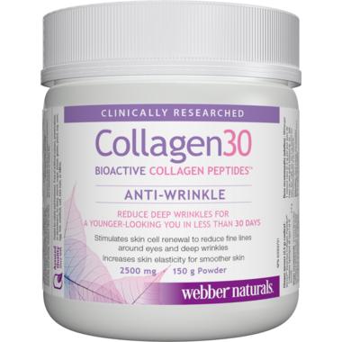 Webber Naturals Collagen 30 Anti-Wrinkle 2500 mg