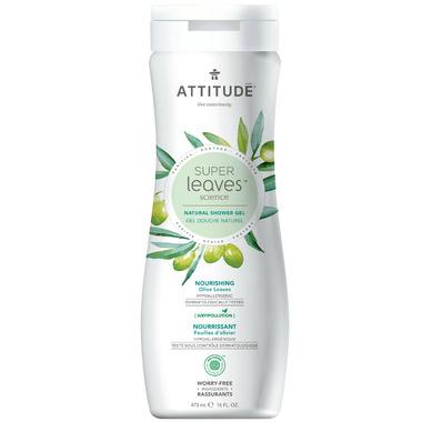 ATTITUDE Super Leaves Natural Shower Gel Nourishing