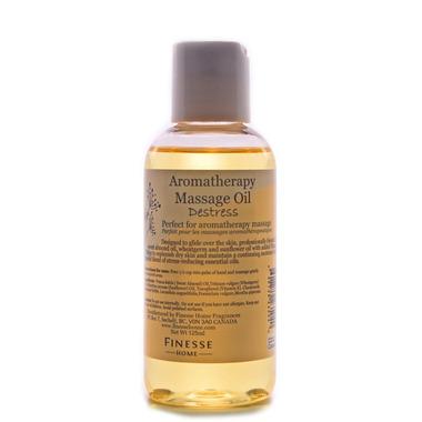 Finesse Home De-Stress Massage Oil