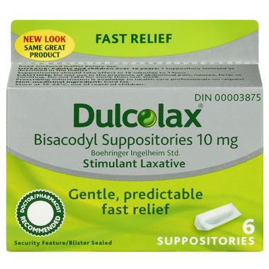 Dulcolax Fast Relief Stimulant Laxative