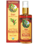 Badger Deep Tissue Massage Oil