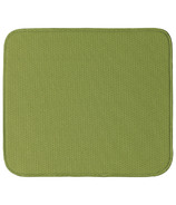 Envision Home Dish Drying Mat Peridot