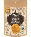 Cha's Organics Turmeric Ground