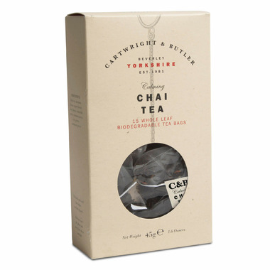 Cartwright & Butler Chai Tea