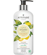 ATTITUDE Super Leaves Natural Hand Soap Lemon Leaves