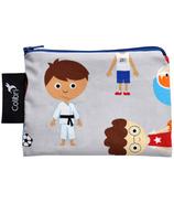 Colibri Reusable Snack Bag Small Sports Boy