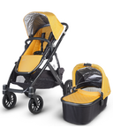 Buy Uppababy Vista Stroller Pascal Grey Amp Carbon At Well