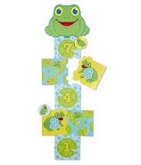 Melissa & Doug Skippy Frog Hopscotch
