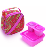 Goodbyn Insulated Expandable Lunch Kit Hello