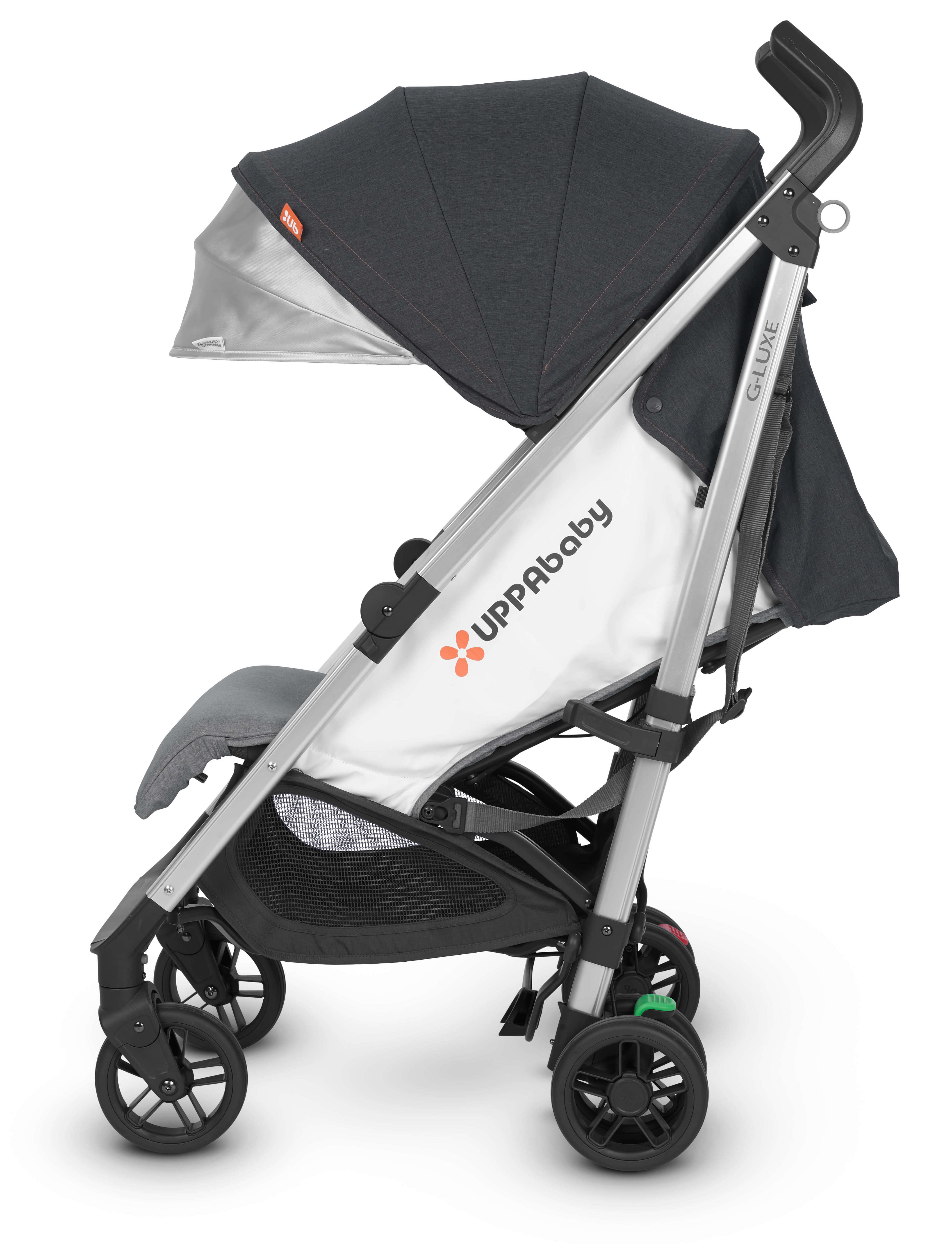 Buy UPPAbaby G-Luxe Stroller Jordan Charcoal and Silver ...