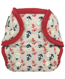 Bummis Swimmi One-Size Swim Diaper Anchors Away