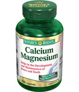 Nature's Bounty Calcium Magnesium