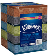 Kleenex Everyday Facial Tissue Box 10-Pack