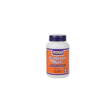 NOW Foods EcoGreen Multi Vitamin