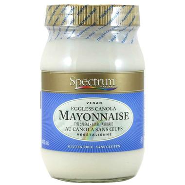 Spectrum Vegan Eggless Canola Mayonnaise Type Spread