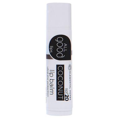 All Good Coconut Lip Balm SPF20