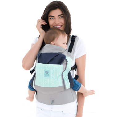 Lillebaby Essential All Season Baby Carrier Boardwalk
