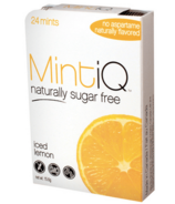 Mint iQ Iced Lemon