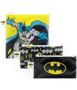Bumkins DC Comics Trio Snack Bags Batman