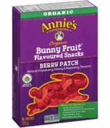 Annie's Homegrown Organic Bunny Fruit Snacks Berry Patch
