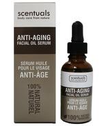 Scentuals Anti-Aging Facial Oil Serum