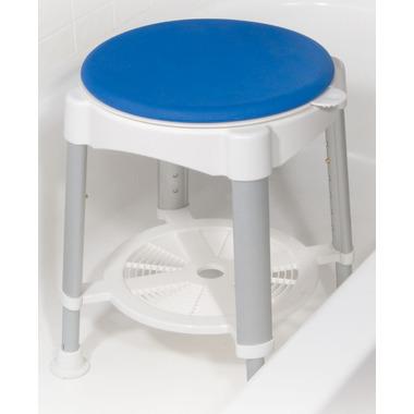 Buy Drive Medical Bath Stool With Padded Rotating Seat At