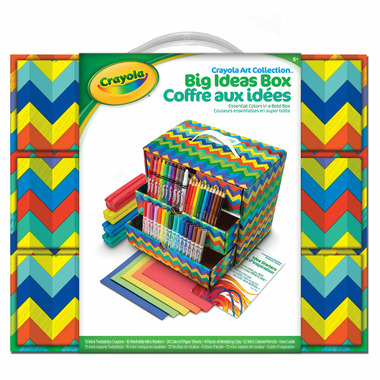 Crayola Art Collection, Big Ideas