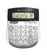 Texas Instruments Calculator With Tax Key