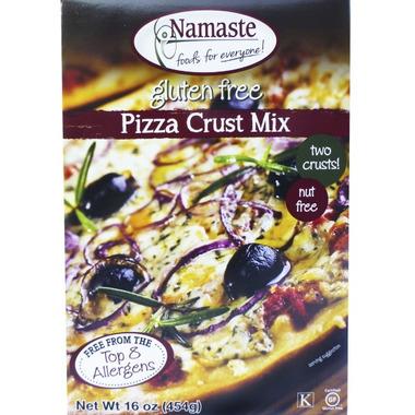 Namaste Foods Sugar-Free Pizza Crust Mix