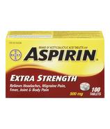 Aspirin Extra Strength Tablets