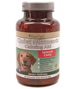 Naturvet Senior Quiet Moments Calming Aid Tablets