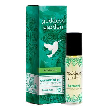 Goddess Garden Rainforest Perfume