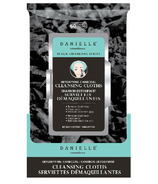 Danielle Creations Detoxifying Charcoal Cleansing Wipes