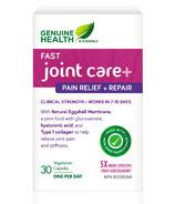 Genuine Health Fast Joint Care+