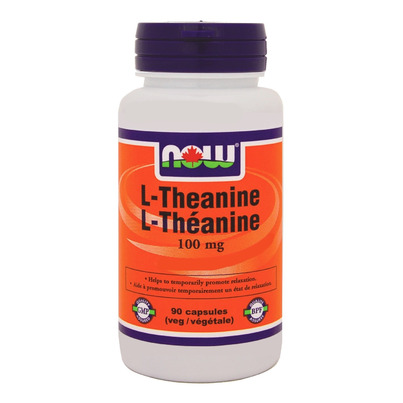 Side effects l theanine