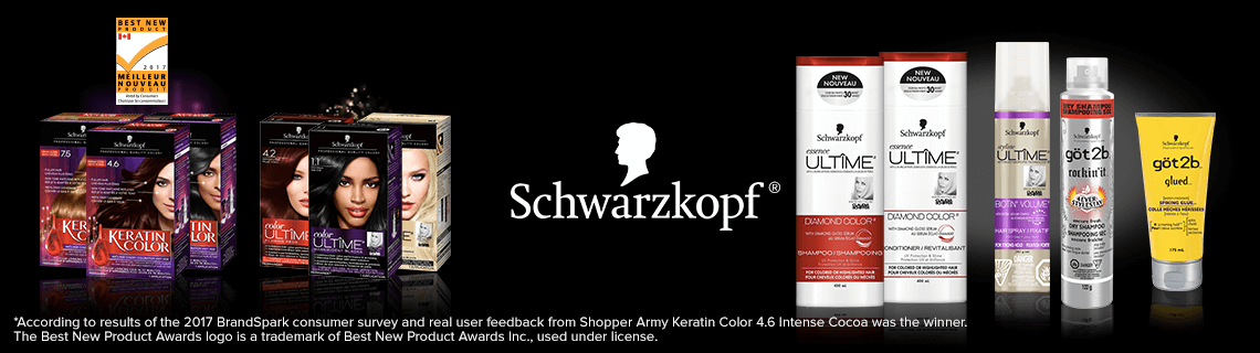 Schwarzkopf at Well.ca