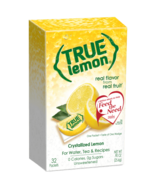 True Citrus True Lemon Crystallized Lemon Substitute Packets