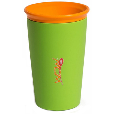 Wow Gear Wow Cup Green & Orange