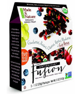 Made In Nature Organic Antioxidant Fusion Fruit Snacks
