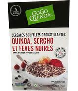 GoGo Quinoa Puffed Cereals