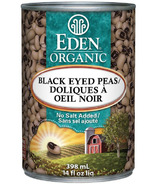 Eden Organic Canned Black Eyed Peas