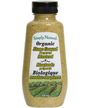 Simply Natural Organic Stone Ground Prepared Mustard