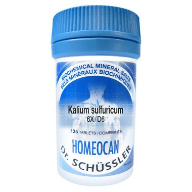 Homeocan Dr. Schussler Kalium Sulfuricum 6X Tissue Salts