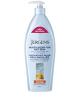 Jergens Moisturizer for Wet Skin with Argan Oil
