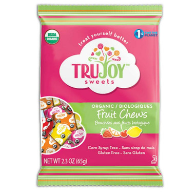 TruJoy Sweets Organic Fruit Chews