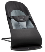 BabyBjorn Bouncer Balance Soft Black & Dark Gray