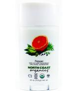 North Coast Organics Pepper Organic Deodorant