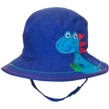 Calikids Reversible Hat Fish & Dino